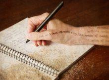 Att skriva poesi som berör